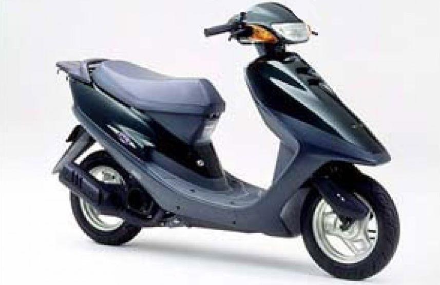 Honda Tact обзор скутера »