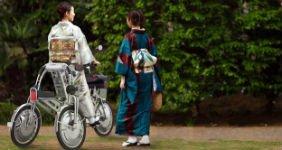 В Японии придумали грузовой семейный велобайк