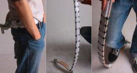 Венгерский дизайнер придумал скутер-пояс