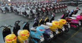 Китайцы хотят выпускать в Калининграде скутеры