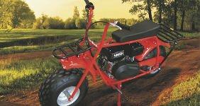 Полквадроцикла из Белоруссии