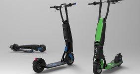 Solvay и Kleefer показали городской скутер