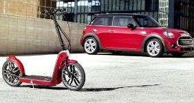 MINI представила скутер-самокат