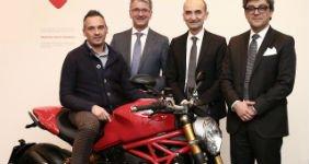 Миллионным байком Ducati стал специальный Monster