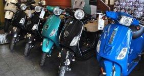 Калининградские подростки украли более 100 скутеров