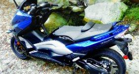 В Запорожье мужчина угнал скутер у собственной матери