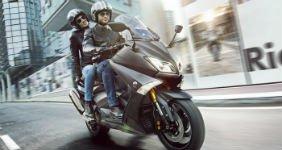Yamaha продает лимитированный T-MAX Iron Max 2015