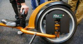 Разработан электрический скутер-чоппер
