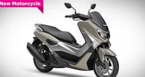 Yamaha показала уменьшенный вариант ТМАХ